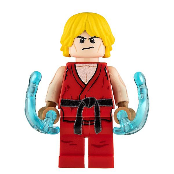 Custom Design Mini Figure - Ken
