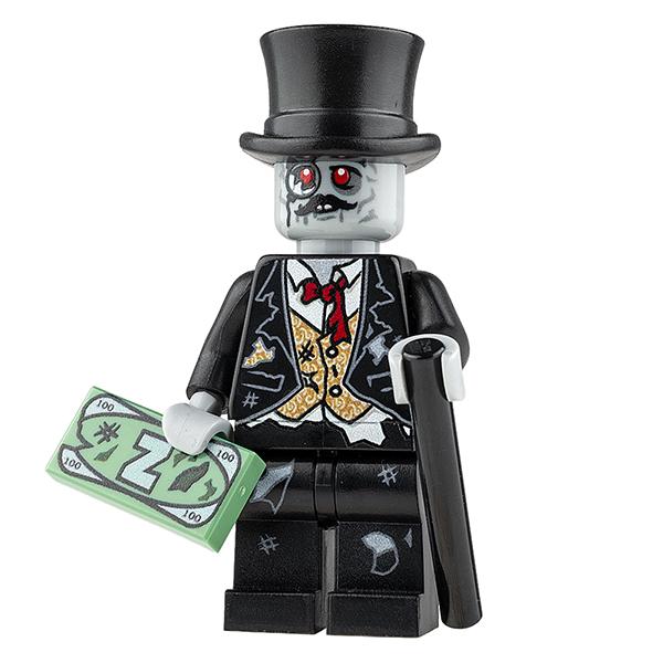 Custom Design Mini Figure - Lord Brainsworth
