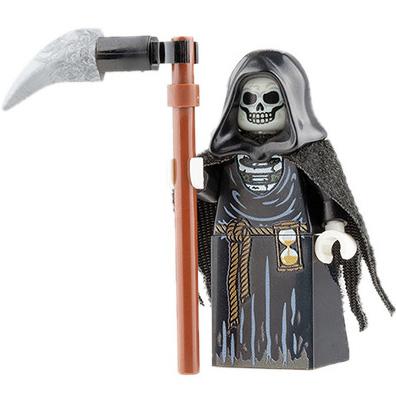 Custom Design Minifigure The Grim Reaper