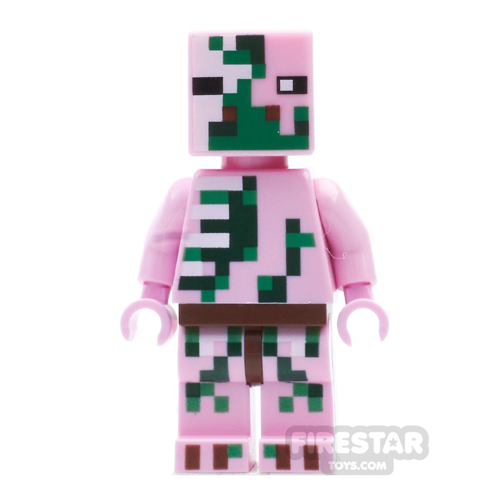 LEGO Minecraft Mini Figure - Zombie Pigman