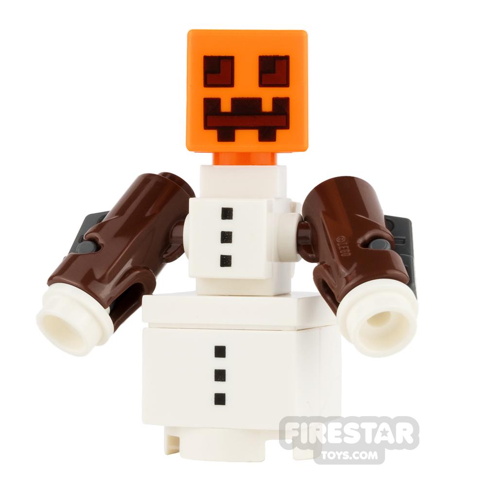 LEGO Minecraft Mini Figure - Snow Golem
