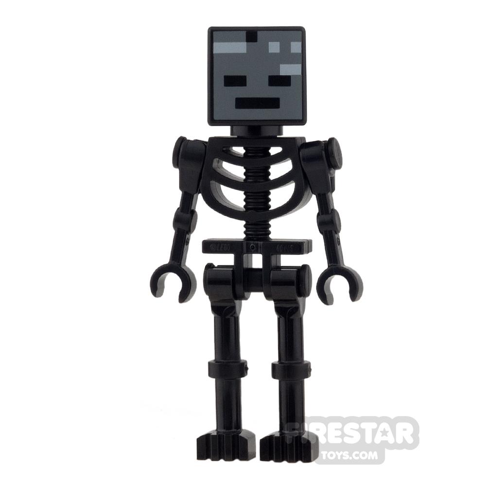 LEGO Minecraft Mini Figure - Wither Skeleton