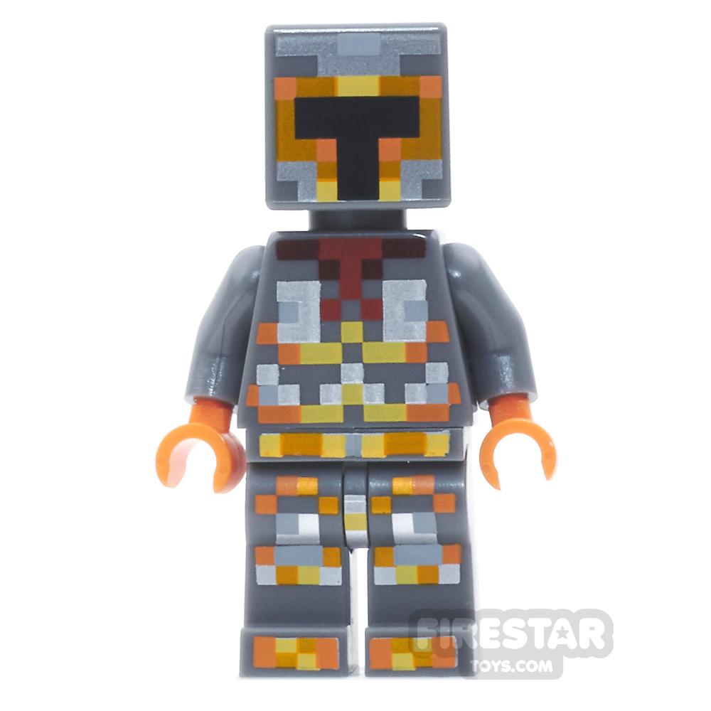 LEGO Minecraft Mini Figure - Minecraft Skin 1