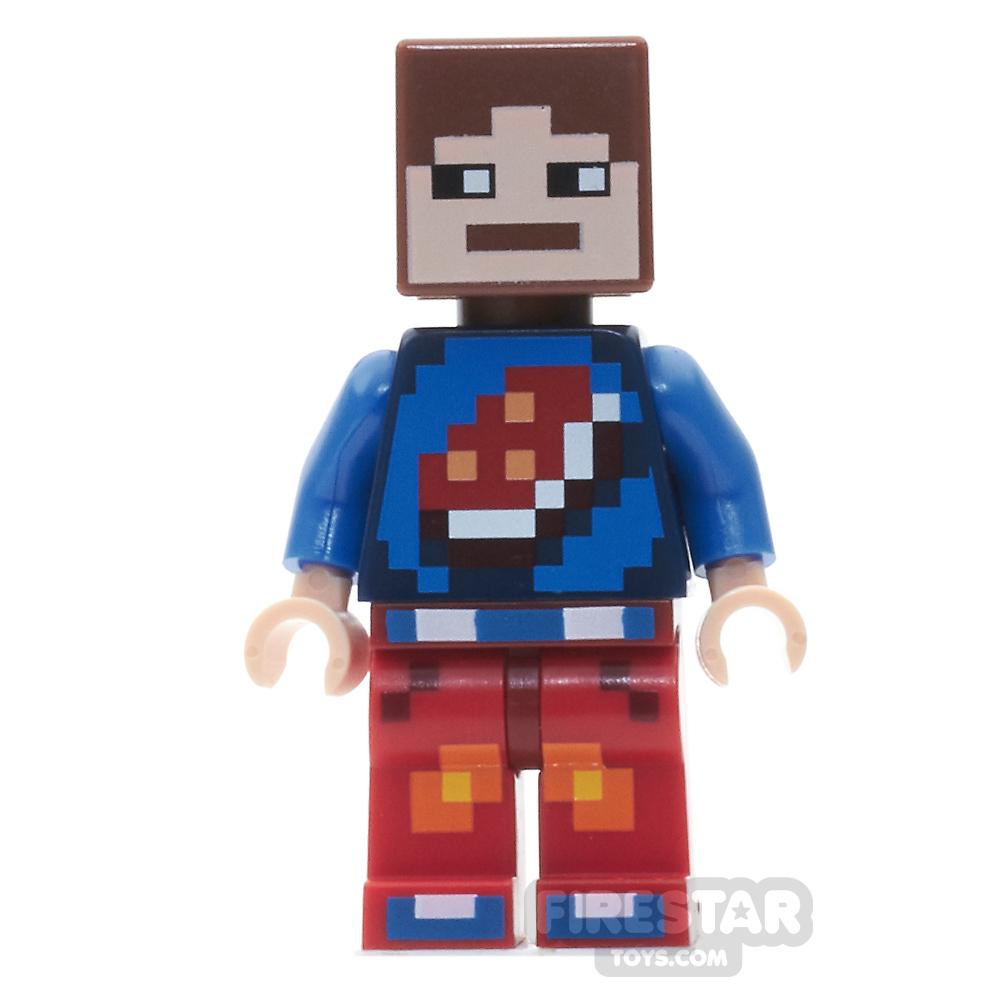LEGO Minecraft Mini Figure - Minecraft Skin 7