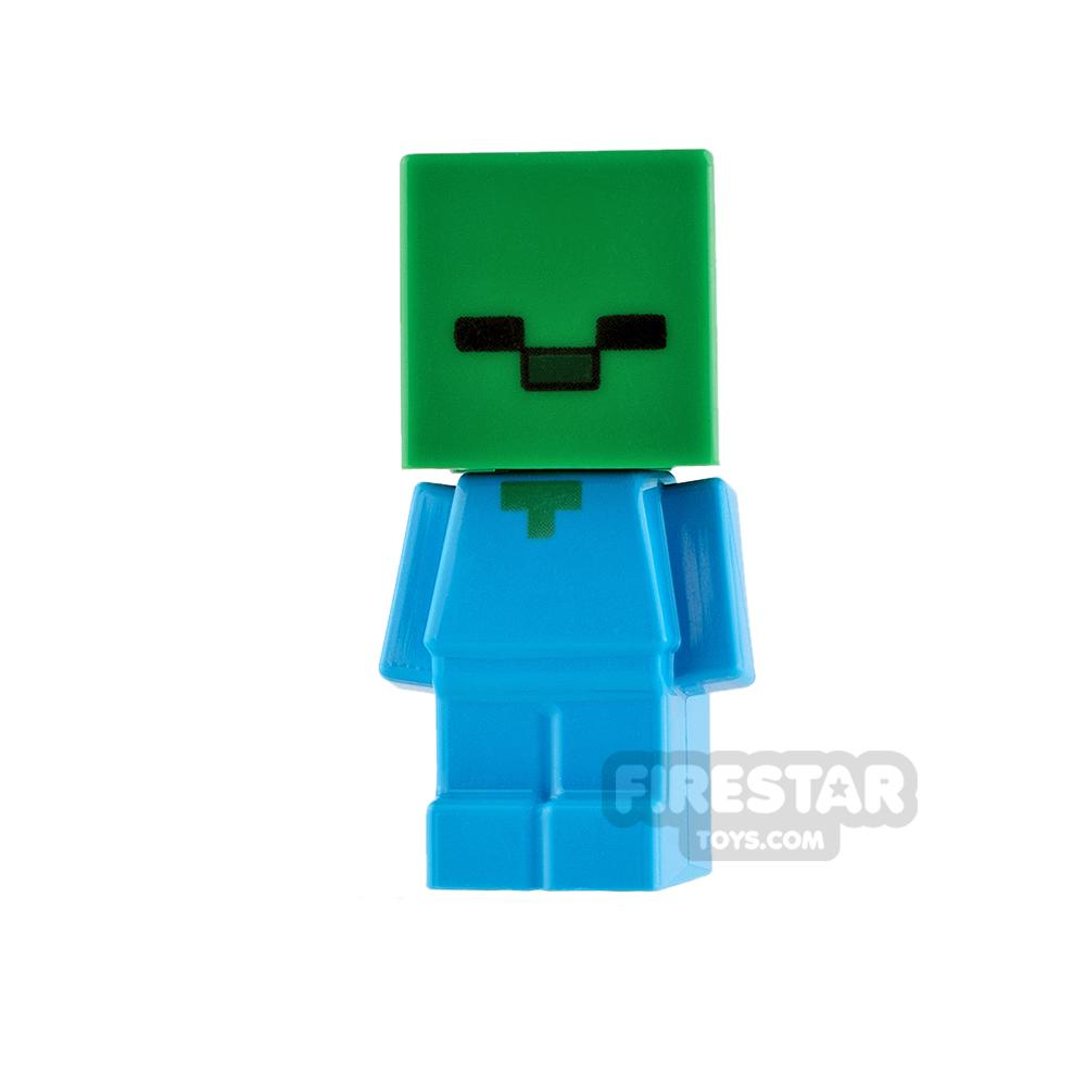 LEGO Minecraft Minifigure Baby Zombie
