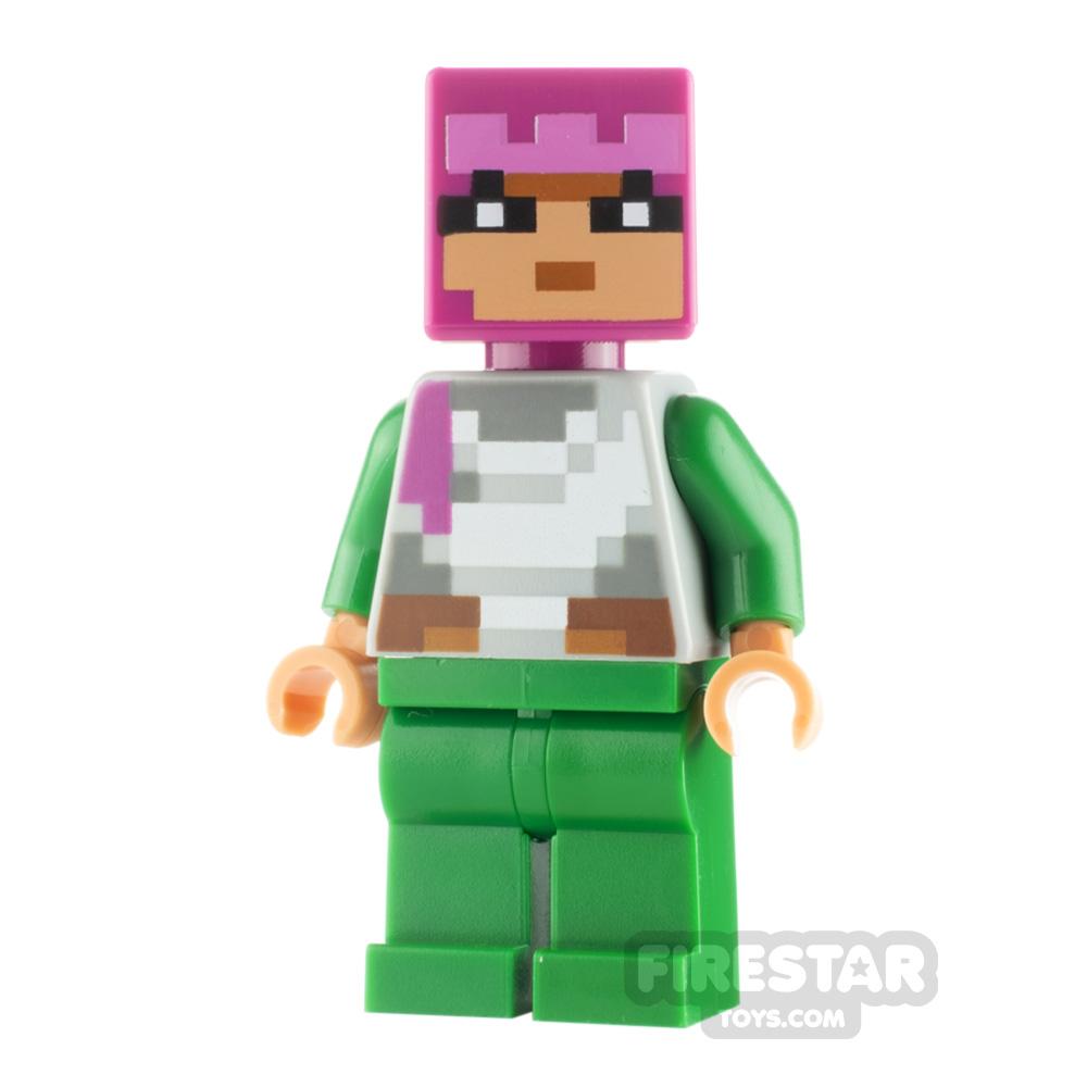 LEGO Minecraft Minifigure Adriene