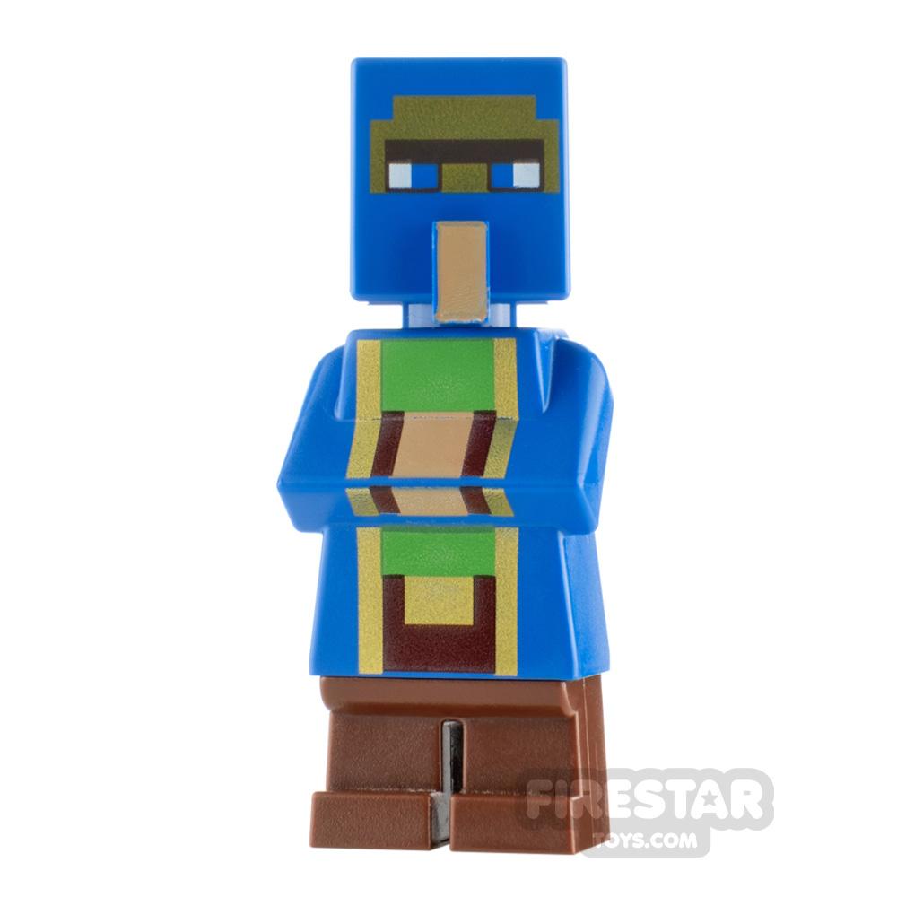 LEGO Minecraft Minifigure Wandering Trader