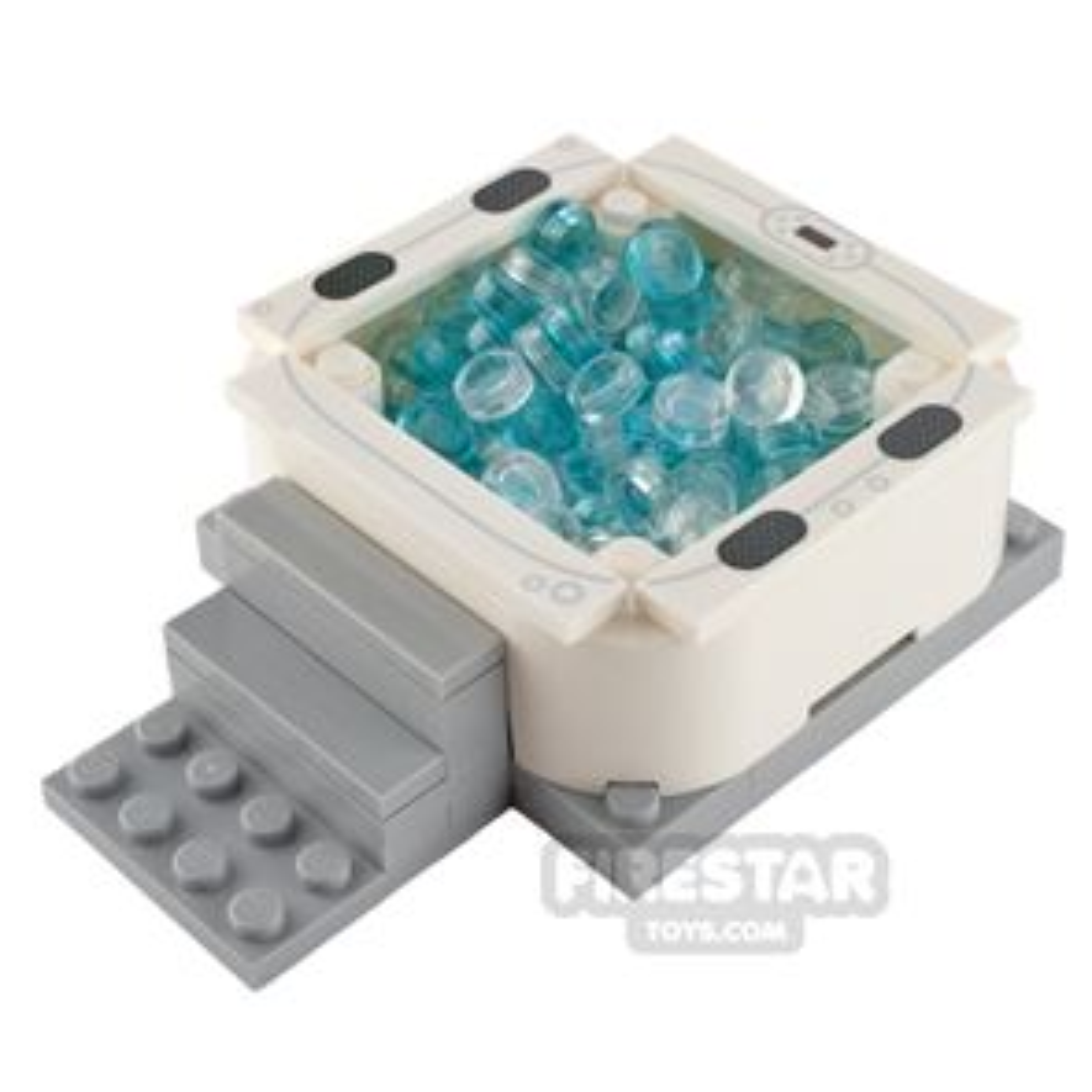 Custom Mini Set Hot Tub