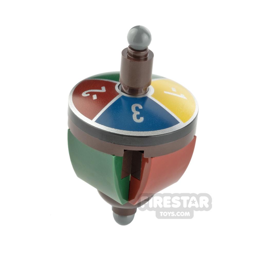 Custom Mini Set Mini Game Spinner