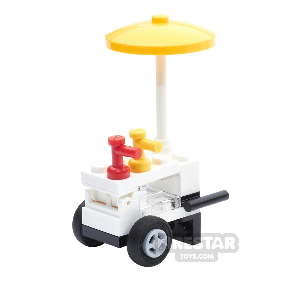 Custom Mini Set - Hot-dog Stand