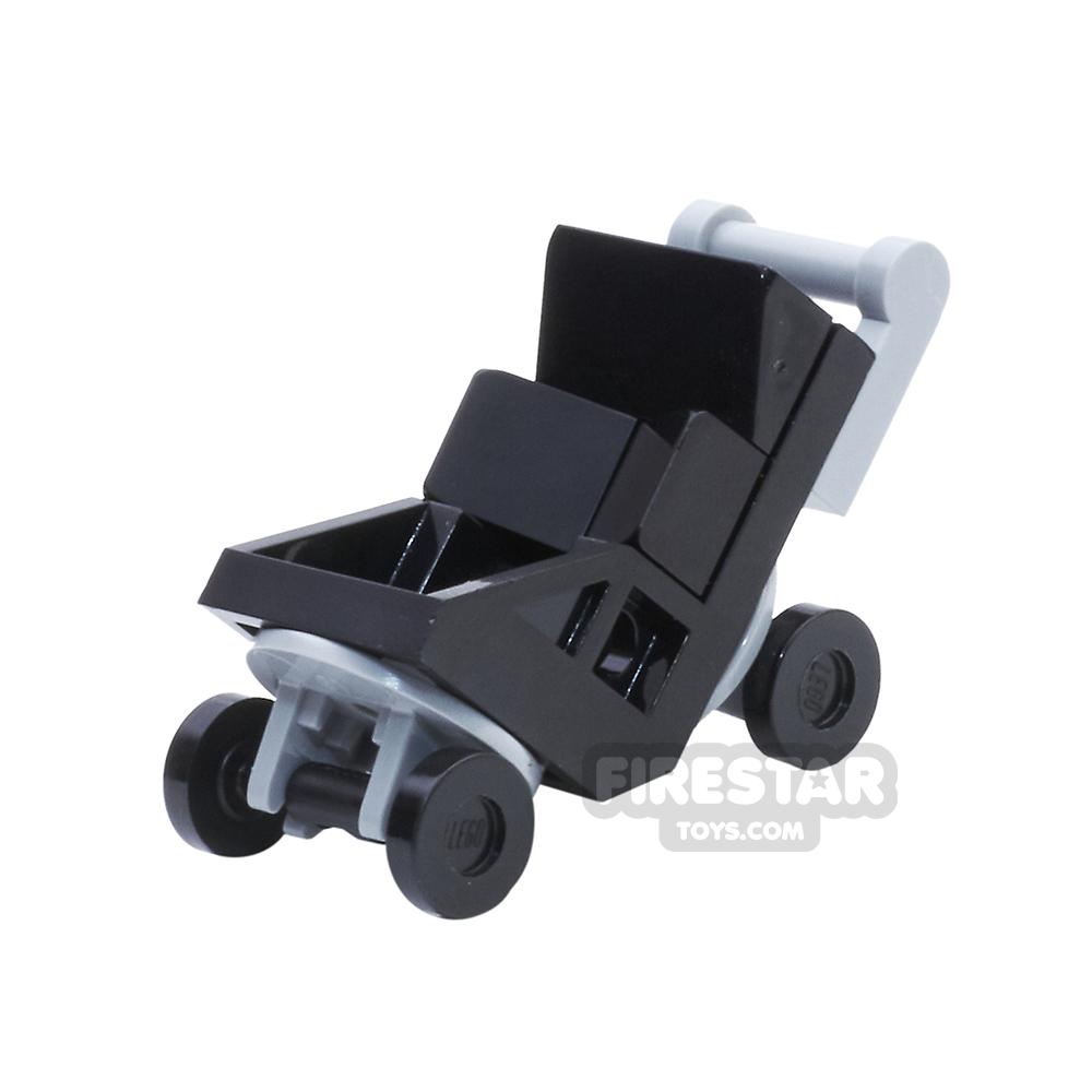 Custom Mini Set - Pram - Black