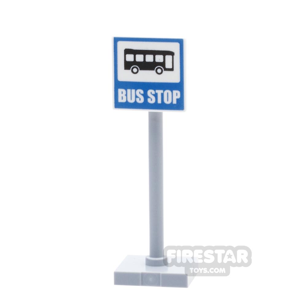 Custom Mini Set - Bus Stop
