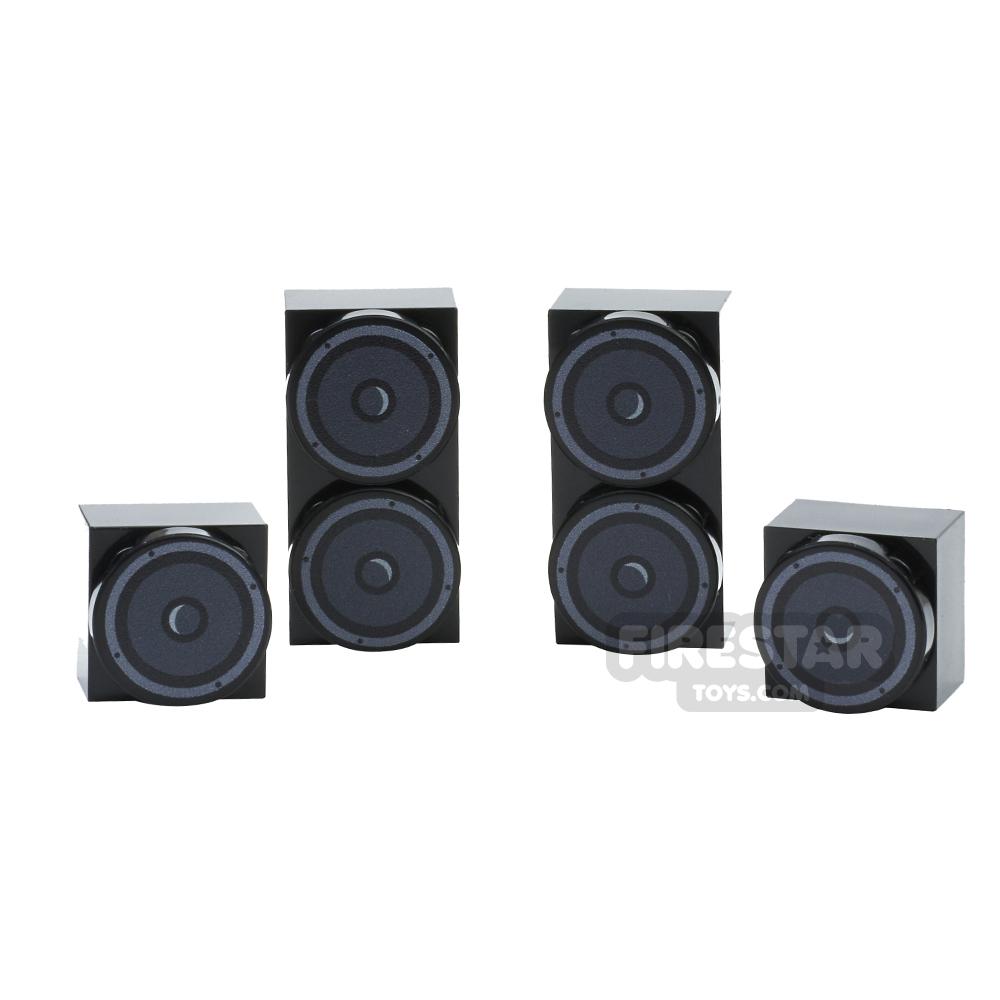 Custom Design Speaker Set