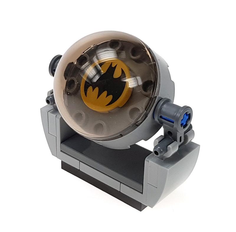 Custom Mini Set - Super Heroes - Bat Signal Light