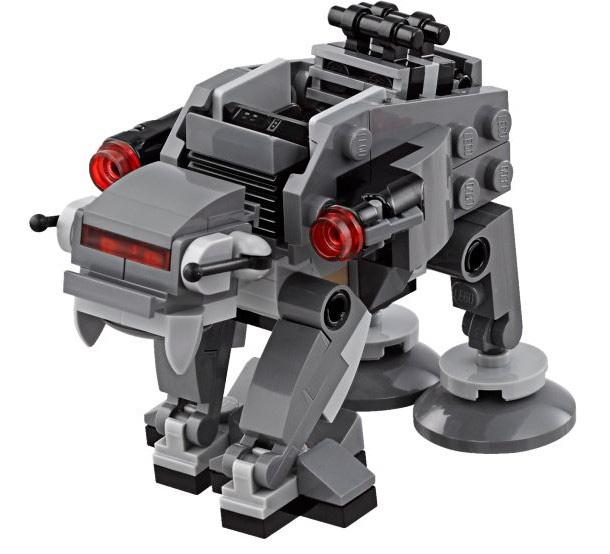 Custom Mini Set - Star Wars - Heavy Assault Walker