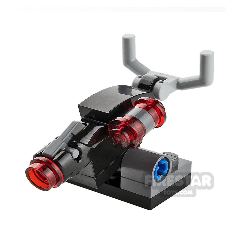 Custom Mini Set - Star Wars - Firing Blaster Turret