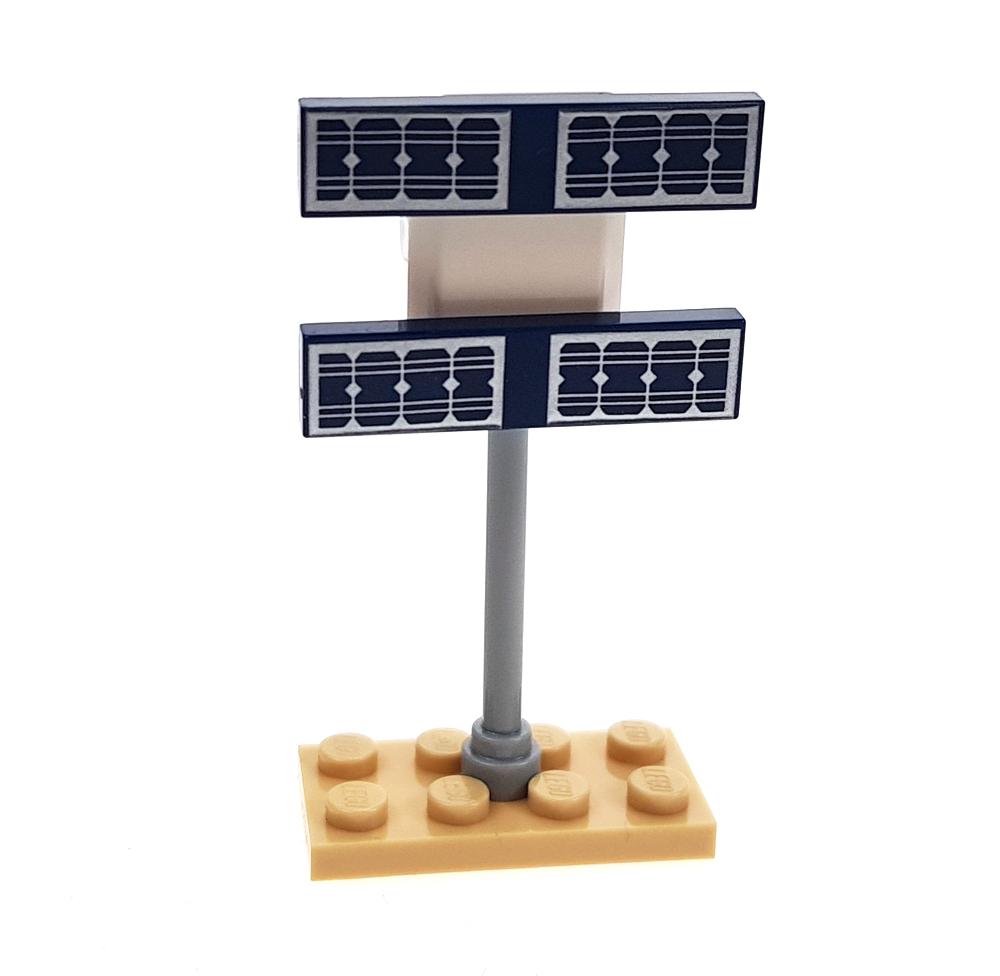 Custom Mini Set Electric Solar Panels