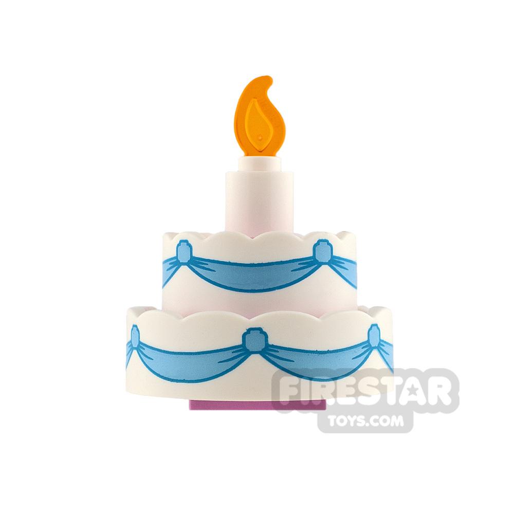 Custom Mini Set Birthday Cake