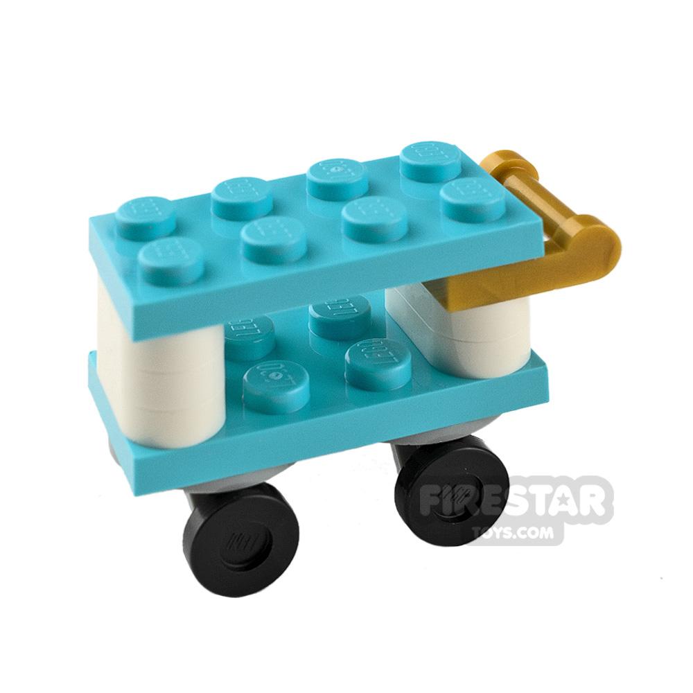 Custom Mini Set Dessert Trolley