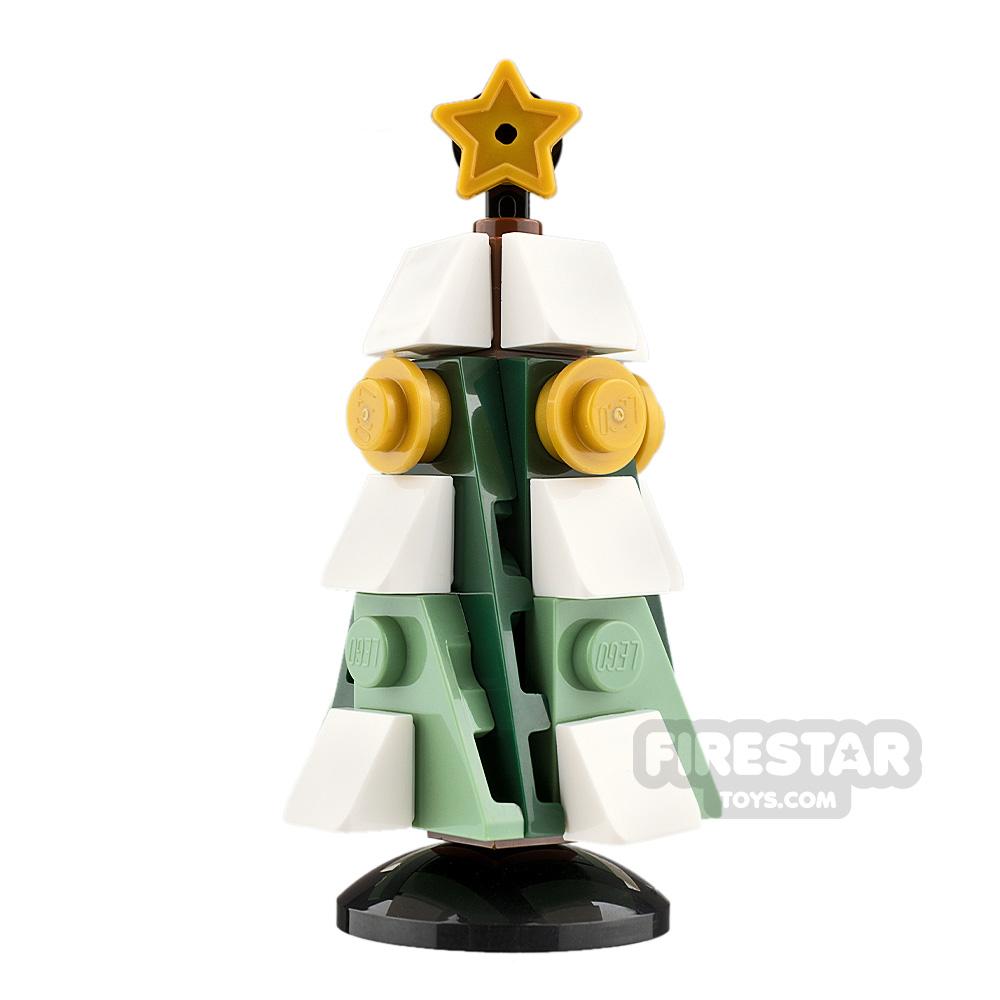 Custom Mini Set Christmas Tree with Star