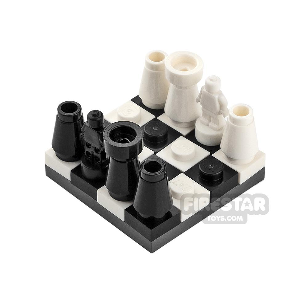 Custom Mini Set Mini Chess Set