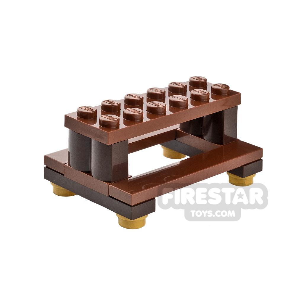 Custom Mini Set Mini Bench Dining Table