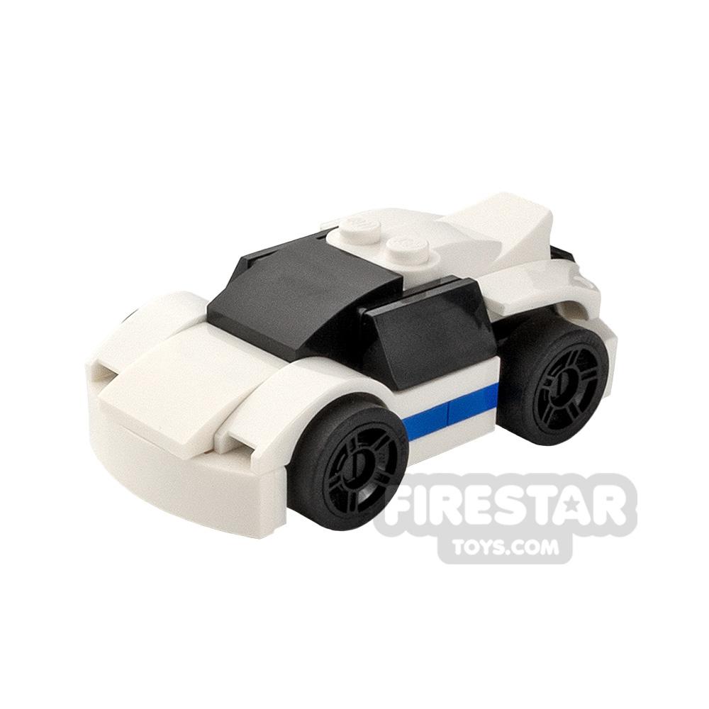 Custom Mini Set Mission Impossible BMW i8
