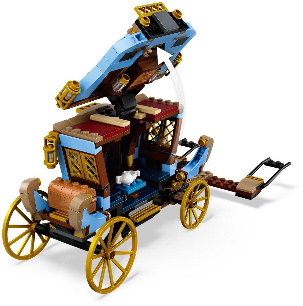 Custom Mini Set Harry Potter Beauxbatons' Carriage