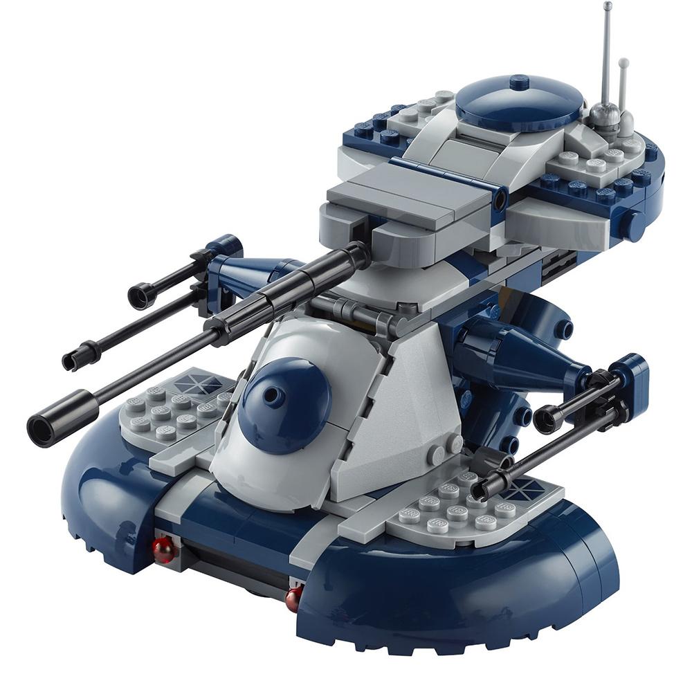 Custom Mini Set Star Wars Armored Assault Tank