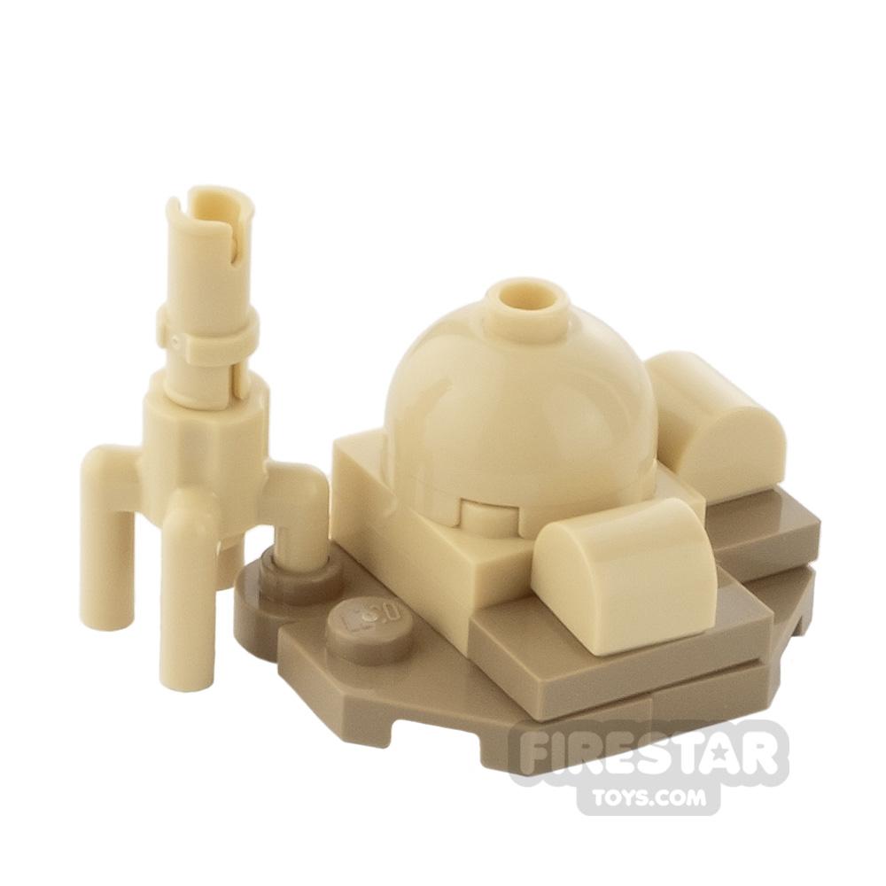 Custom Mini Set Mini Obi-Wan's Hut