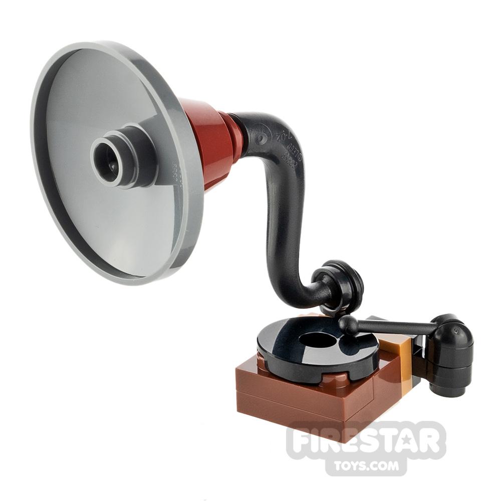 Custom Mini Set Mini Gramophone