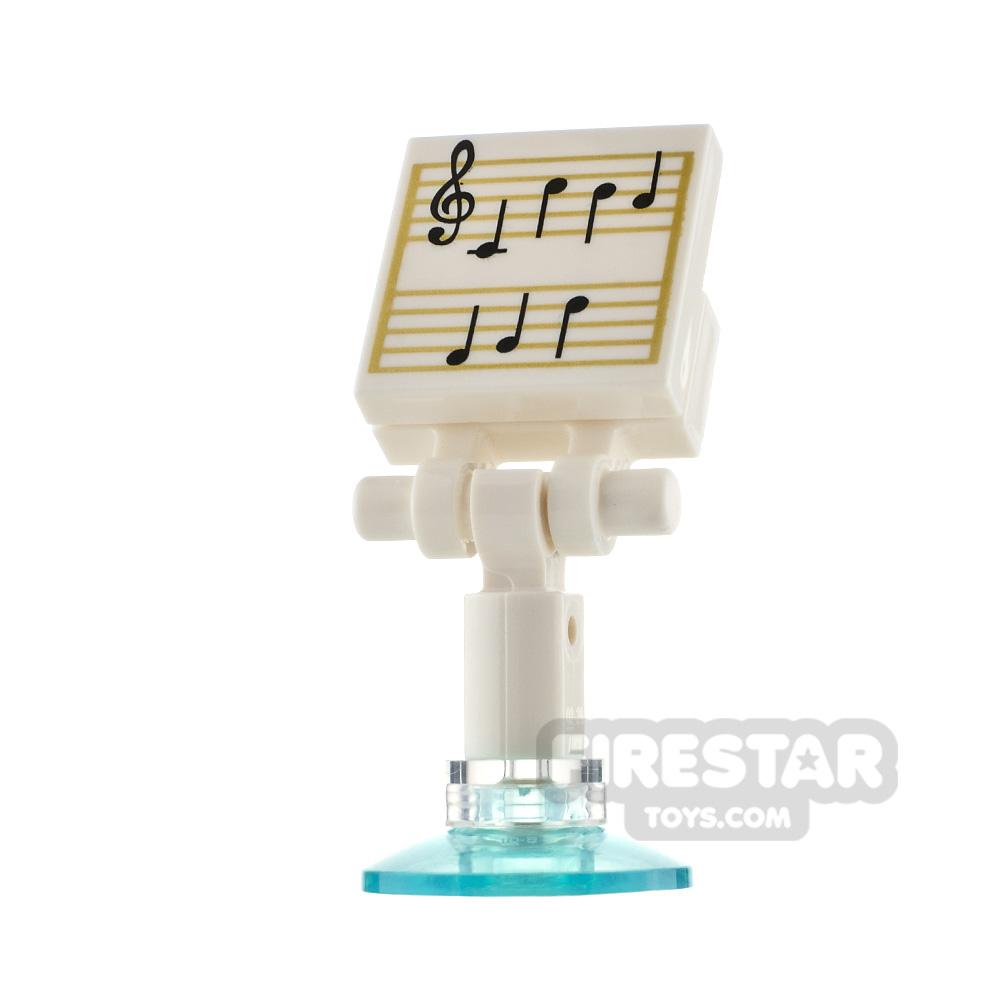 Custom Mini Set Mini Music Stand