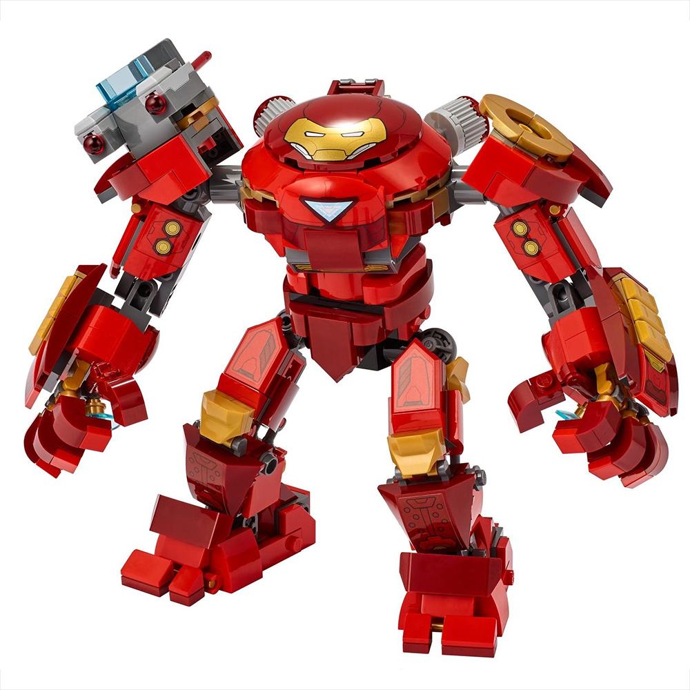 Custom Mini Set Superheroes Iron Man Hulkbuster