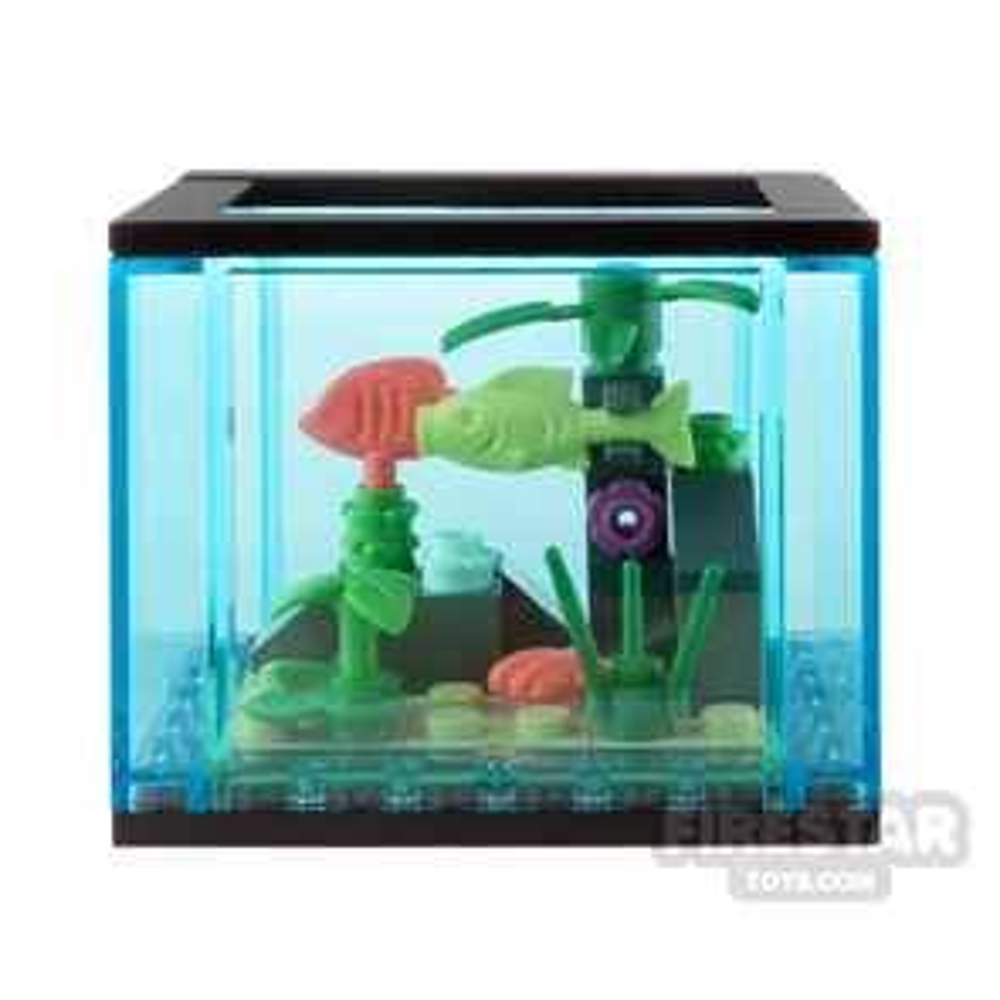 Custom Mini Set Fish Tank