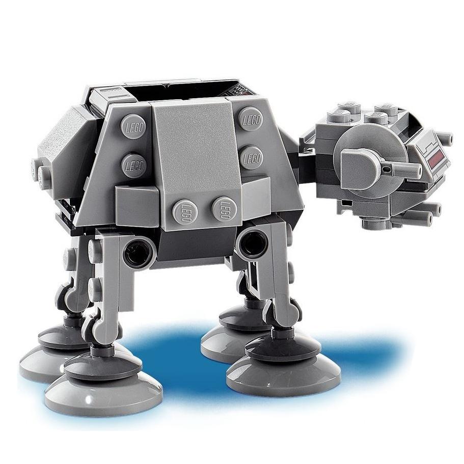 Custom Mini Set Star Wars MicroFighters AT-AT