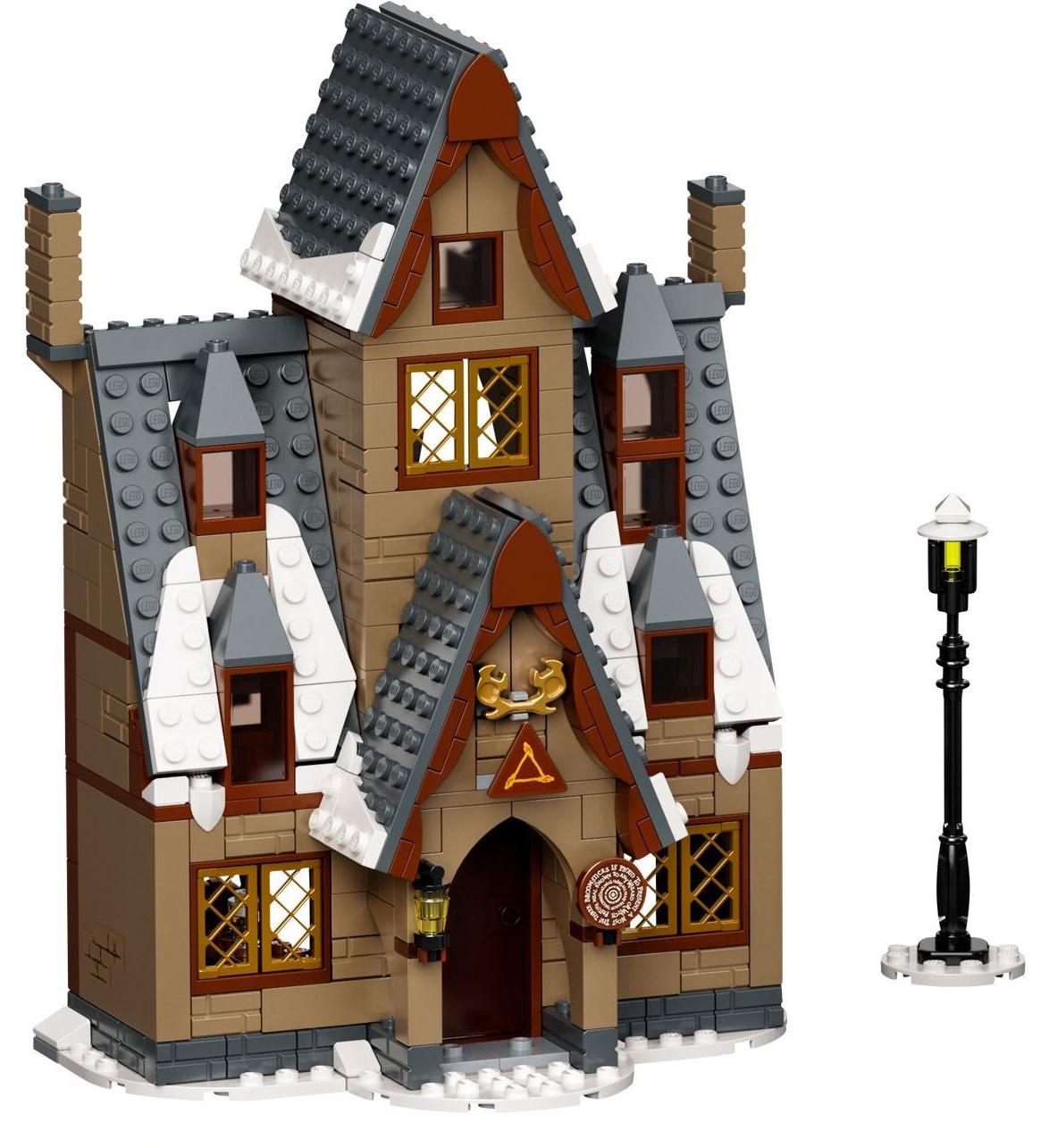 Custom Mini Set Harry Potter The Three Broomsticks Pub
