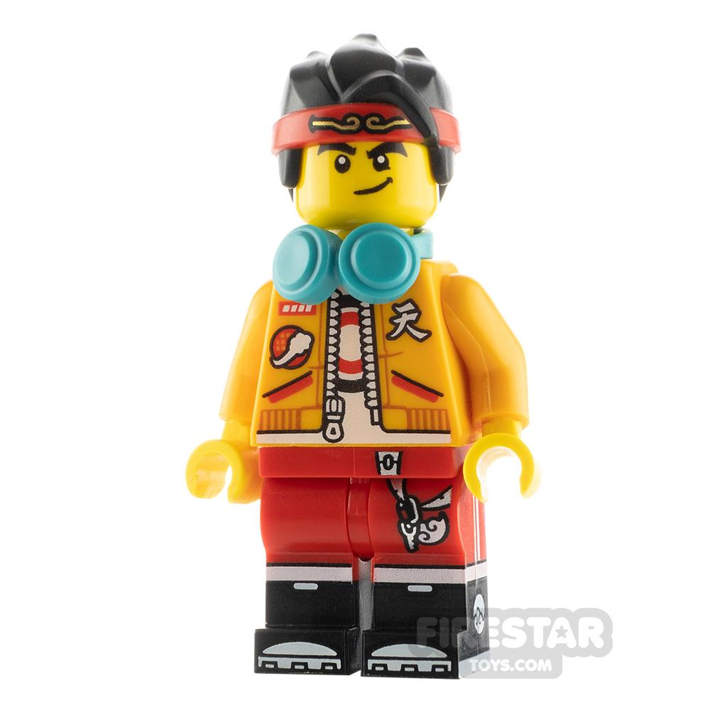 LEGO Monkie Kid Minifigure Monkie Kid Orange Jacket