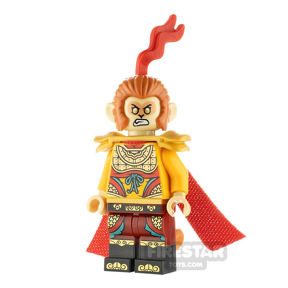 LEGO Monkie Kid Minifigure Monkey King