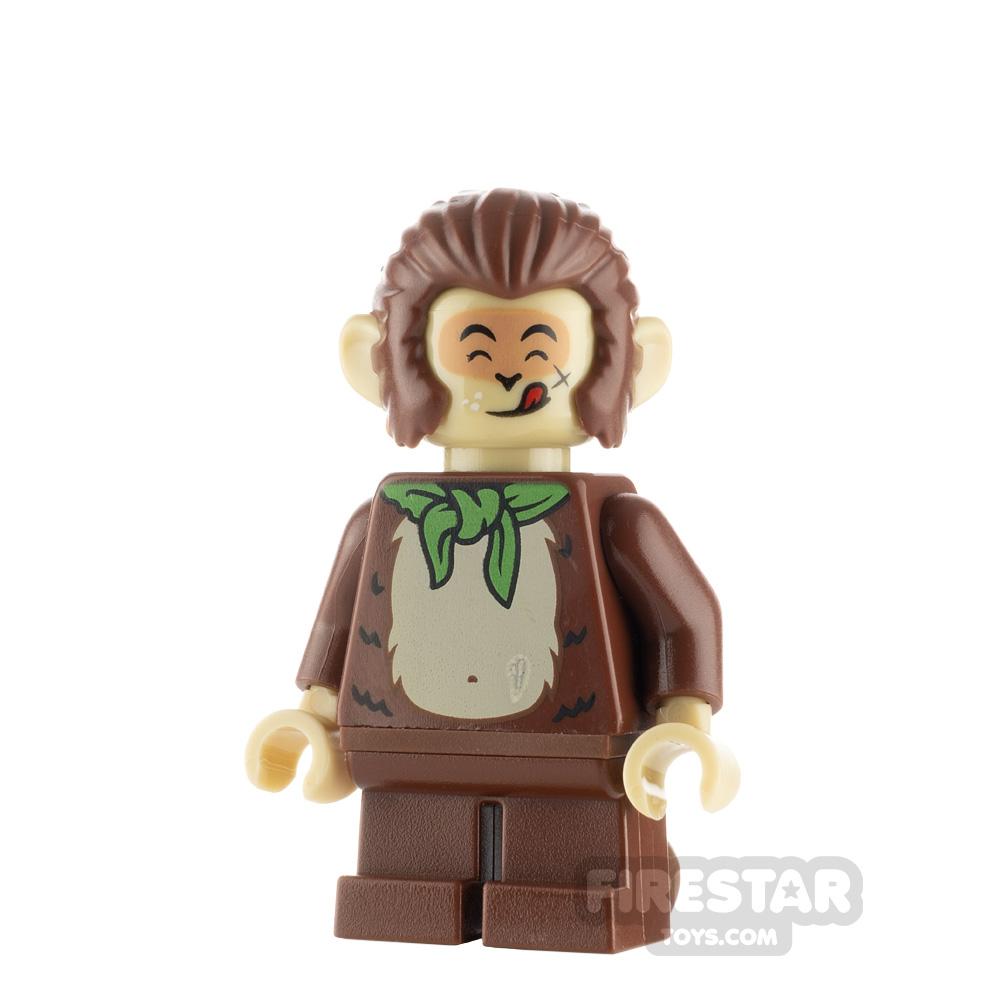LEGO Monkie Kid Minifigure Brother Monkey
