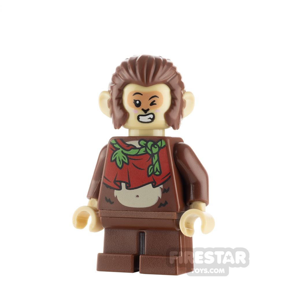 LEGO Monkie Kid Minifigure Sister Monkey