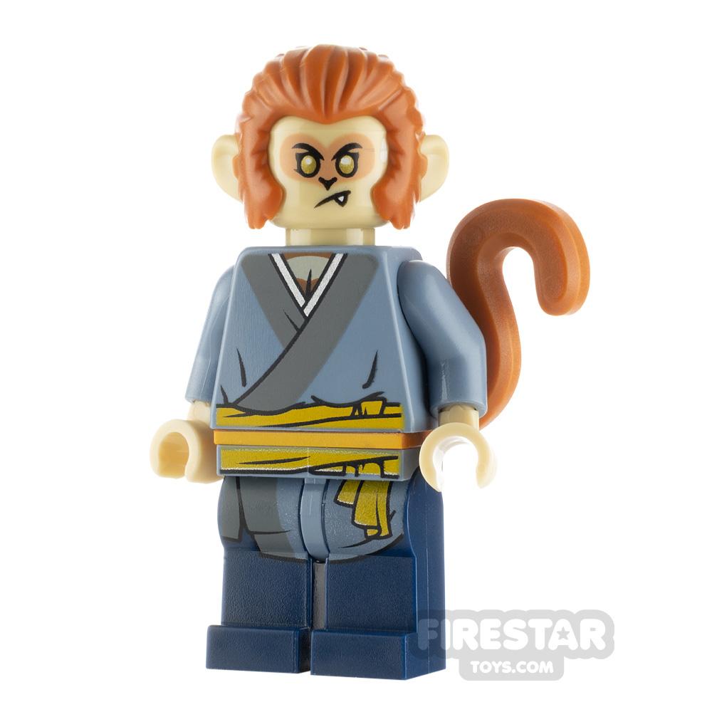 LEGO Monkie Kid Minifigure Apprentice Monkey King