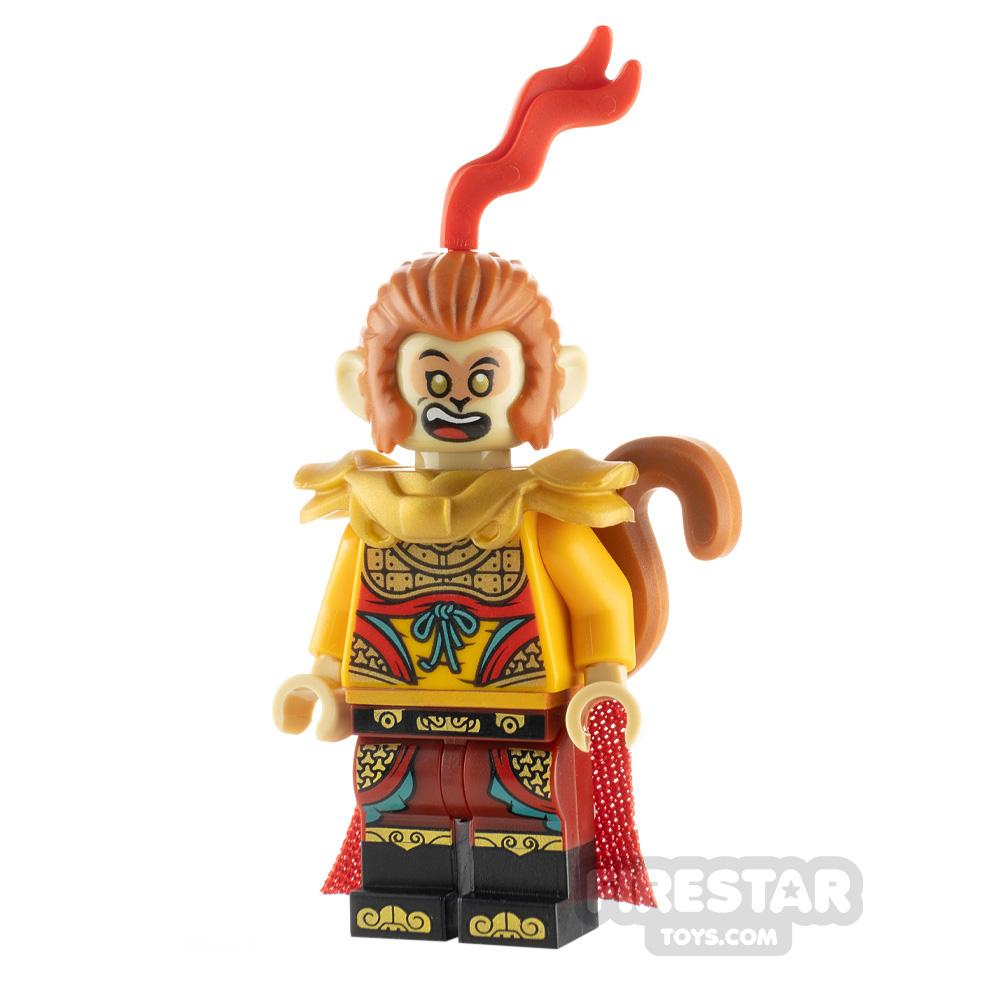 LEGO Monkie Kid Minifigure Battle Monkey King