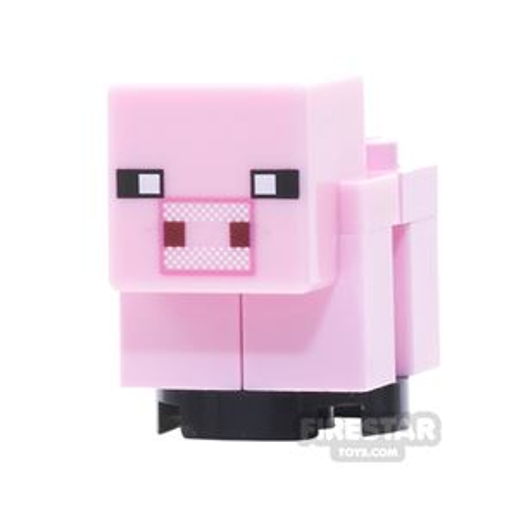 LEGO Minecraft Minifigure Baby Pig