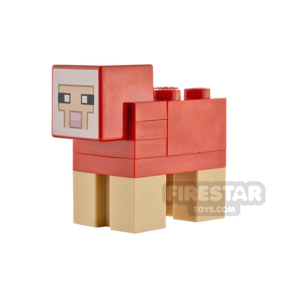 LEGO Minecraft Minifigure Minecraft Sheep