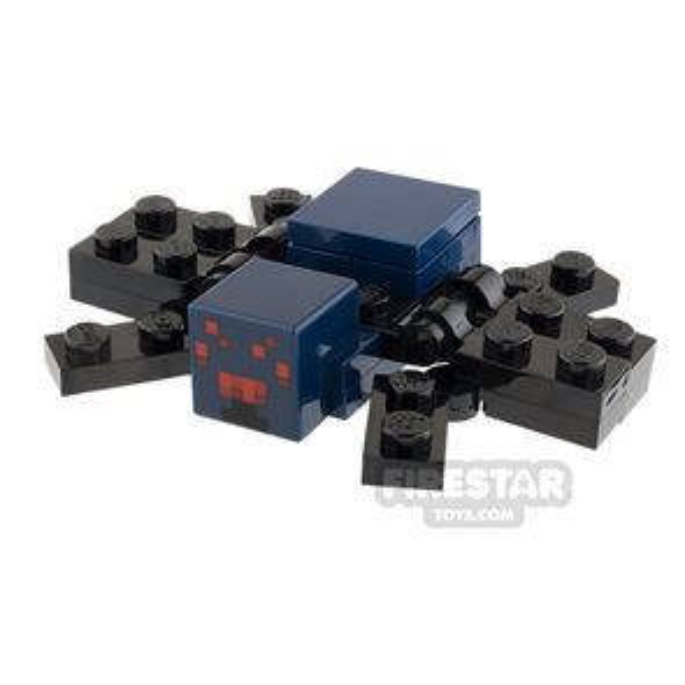 LEGO Minecraft Mini Figure - Minecraft Spider - Cave