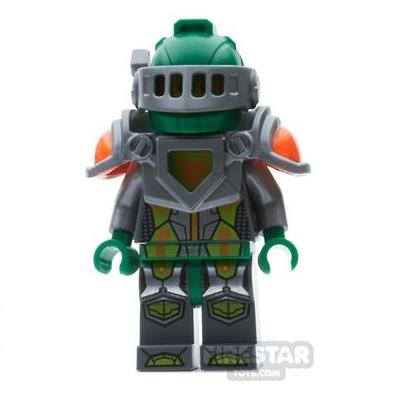 LEGO Nexo Knights Mini Figure - Aaron