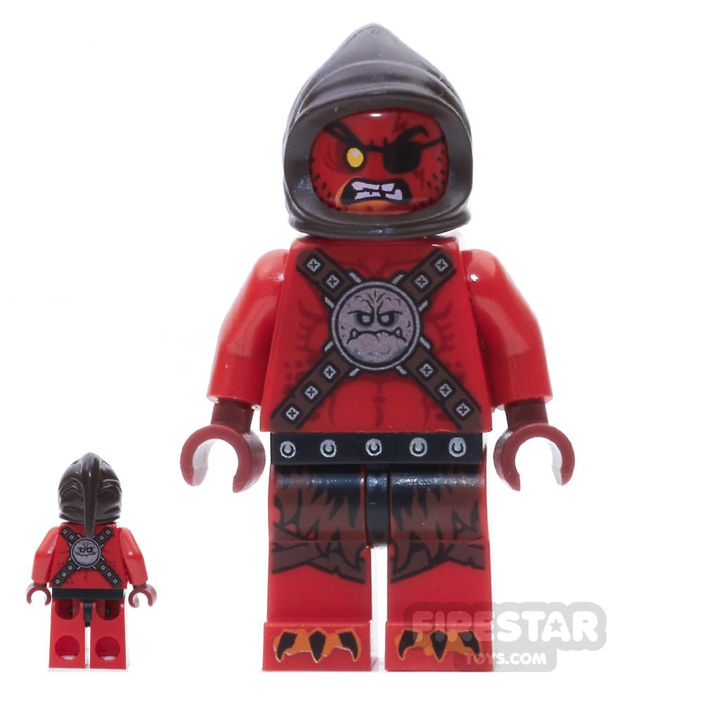 LEGO Nexo Knights Mini Figure - Beast Master