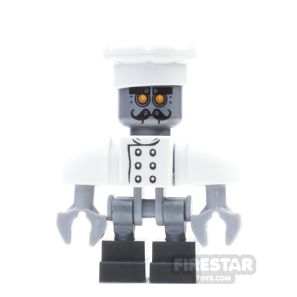 LEGO Nexo Knights Mini Figure - Chef Éclair