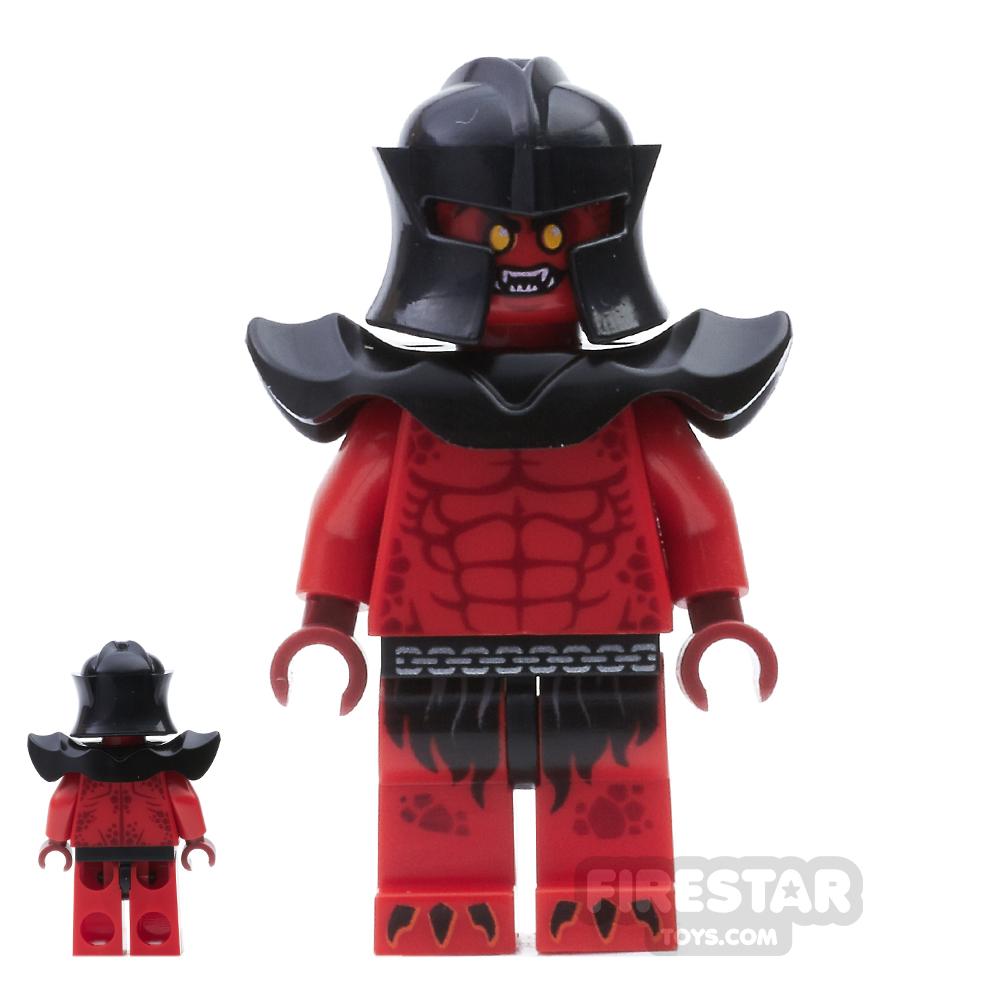 LEGO Nexo Knights Mini Figure - Crust Smasher - With Armour