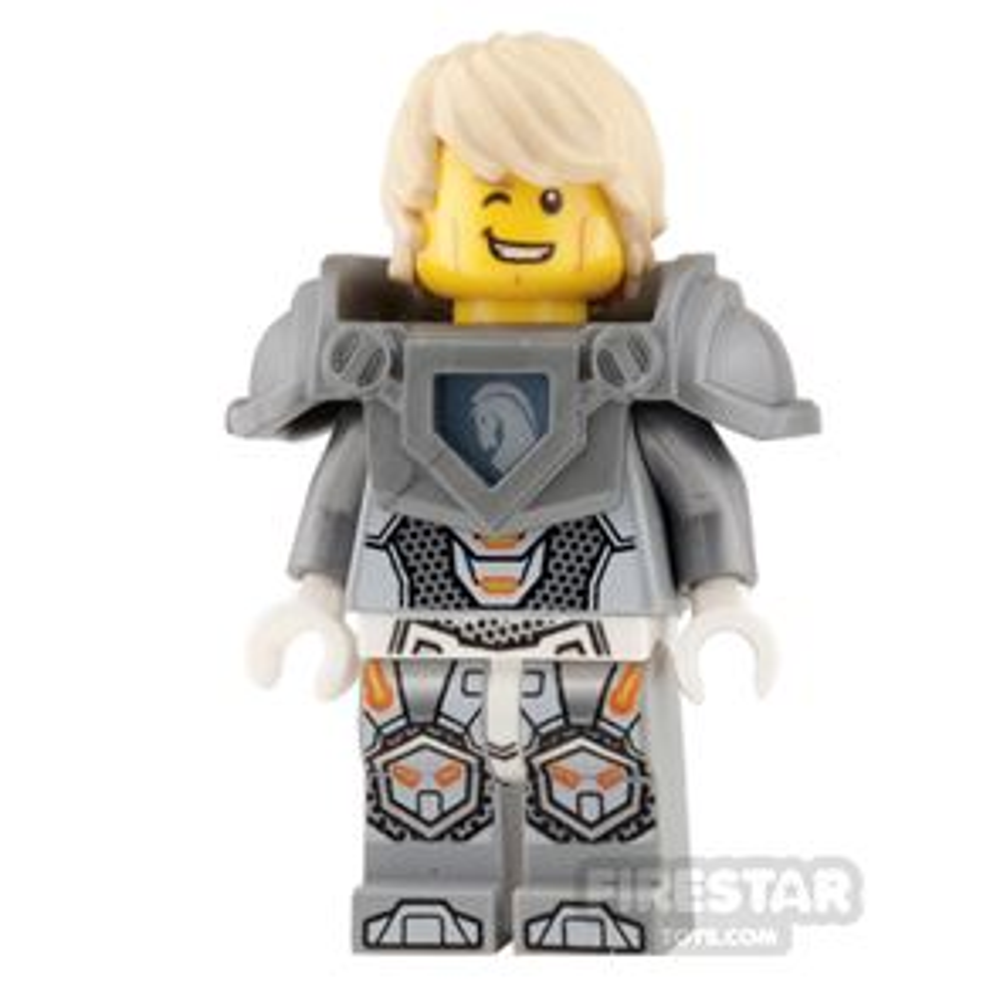 LEGO Nexo Knights Mini Figure - Lance - without Helmet